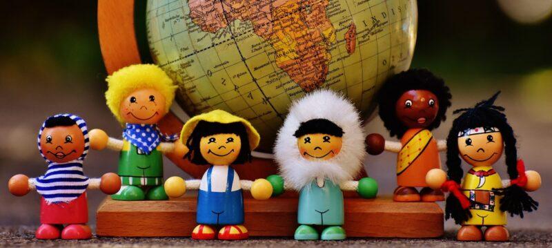 世界の子供たち